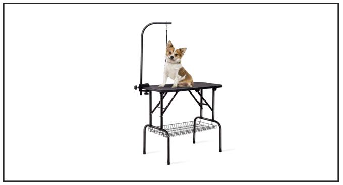 Giantex Best Dog Grooming Table