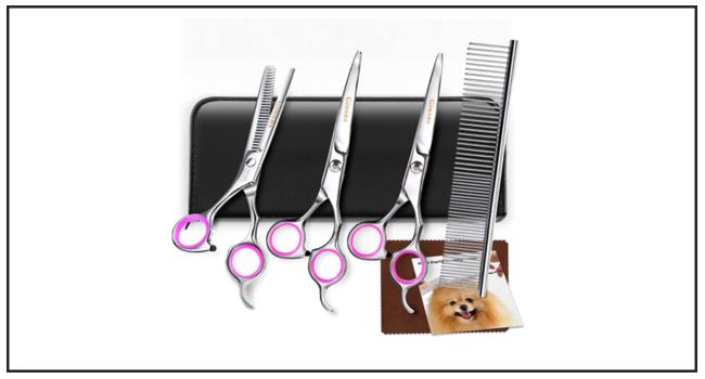 Gimars Best Dog Grooming Scissors