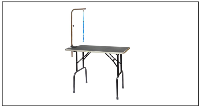 Go Pet Club Best Dog Grooming Table